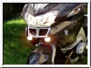 BMW R1200RT Halogen Foglamps