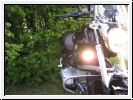 BMW R1200R Halogen Fog/driving lamps