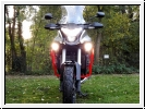 HONDA Crosstourer LED Fog-Drivinglamps
