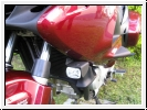 HONDA Deauville from BJ 2006 Micro Halogen Foglamps