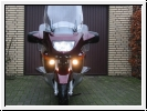 BMW K 1200 LT  Halogen Foglamps with MotoBozzo-Switch